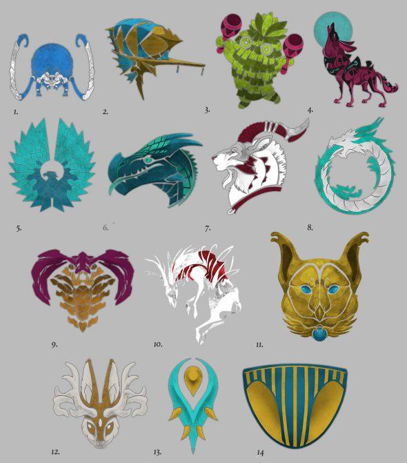Nuevos Emblemas de Clan