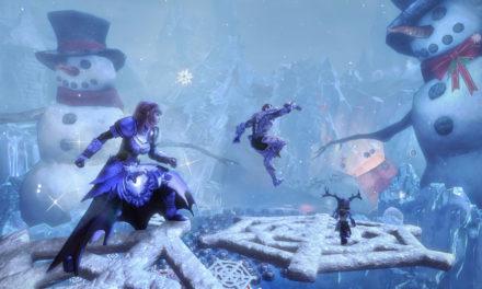 Prueba de salto País de la Maravillas Invernal