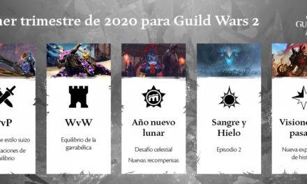Andrew Gray Jefe de Diseño de Contenido de GW2 comenta el futuro del juego